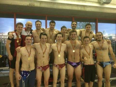 De kampioenen in Oostende